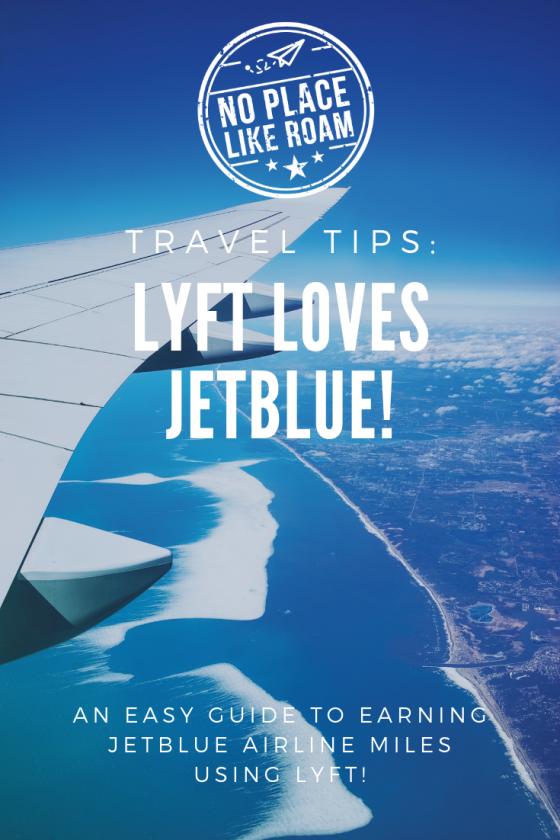 Lyft Loves JetBlue Airline Miles